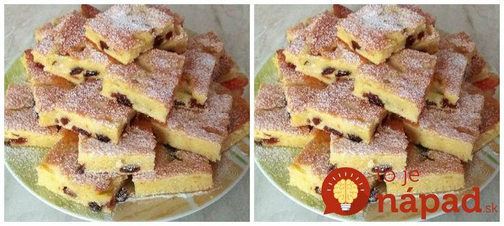 Výborný koláčik z tvarohu, pripravený bez váhy a odmerky. Koláčik je lahodný, úplne jednoduchý a chuťovo skutočne veľmi pripomínajú moravské koláče!