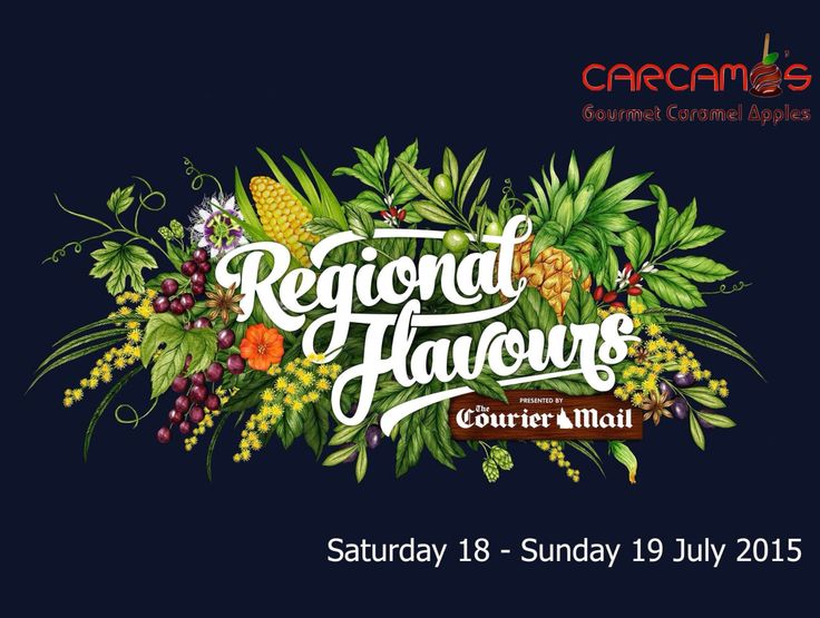 We are excited to take part at Regional Flavours at South Bank Park Land this weekend. Come to enjoy free entertainment from celebrity chefs and of course try out our delicious caramel apple treats.  #brisbane #southbankparkland #regionalflavours