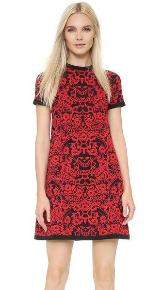 M Missoni Short Sleeve Dress