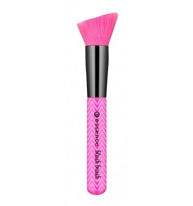 Essence  blush up your life!rosy cheeks. the blush brush with a special, slanted brush head and soft bristles adapts to the contours of your cheekbones for a...