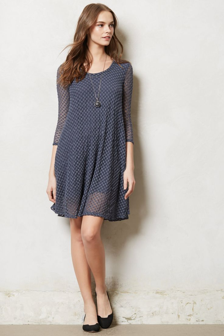 Arnica Swing Dress - Anthropologie.com