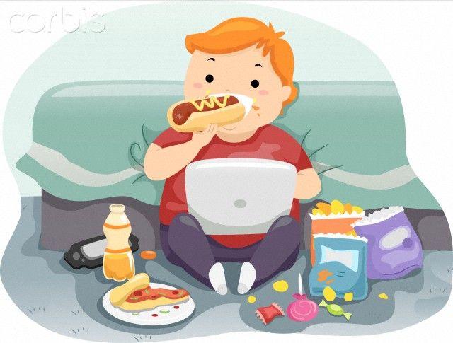 Obesidade infantil: fique alerta!