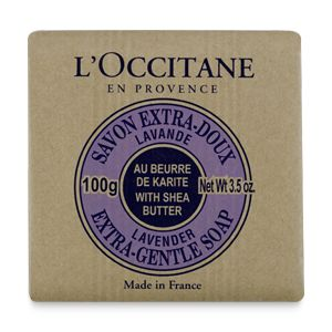 Shea Butter Extra Gentle Soap - Lavender   Lavender   L'OCCITANE en Provence   United States