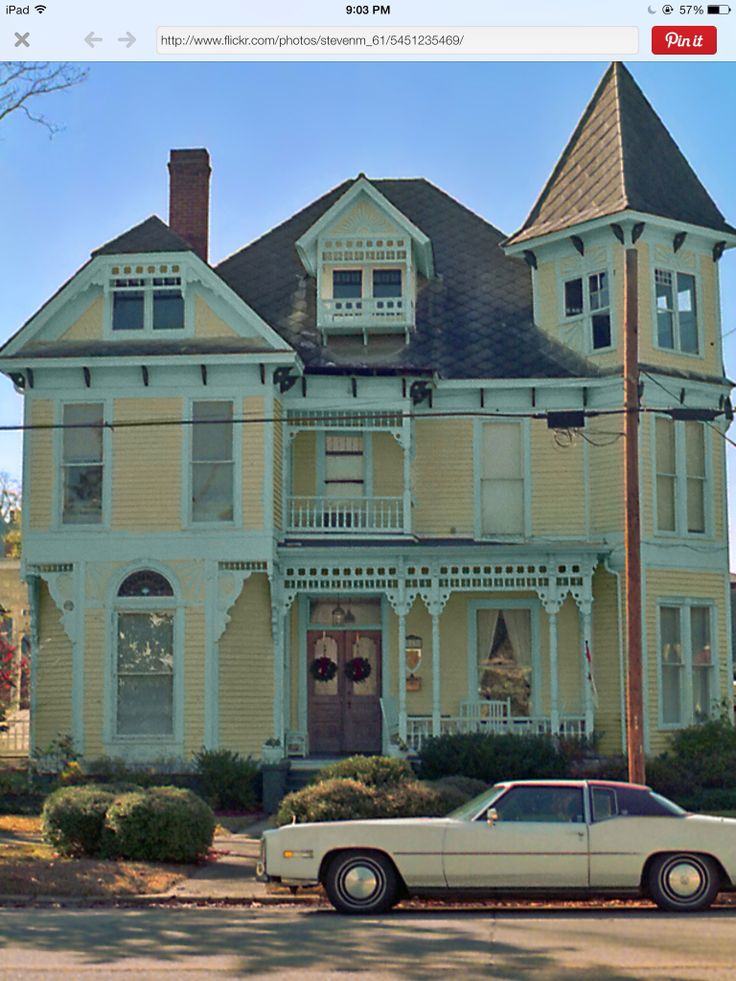 1000+ Images About Victorian Exterior House Paint Ideas On