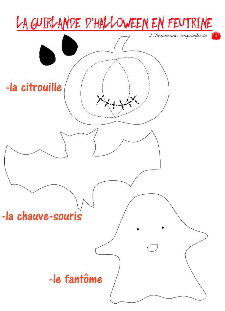 1000 id es sur le th me salle de bains halloween sur - Guirlande halloween a faire soi meme ...