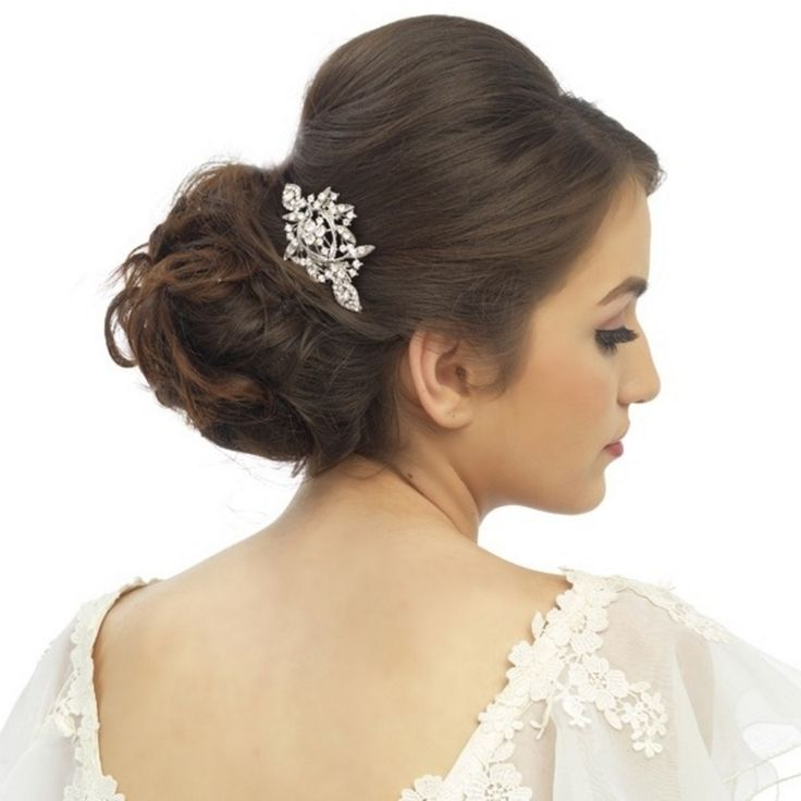 561 best Wedding Hair Accessories & Hair Style Ideas ...