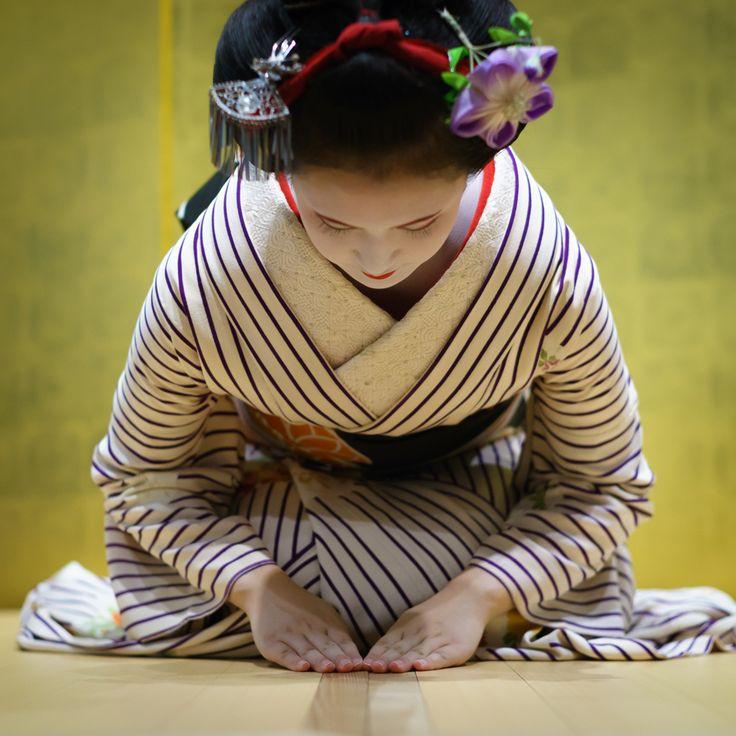 maiko 舞妓 Gion Higashi 祇園東 Fukuharu 富久春 KYOTO JAPAN                                                                                                                                                                                 More
