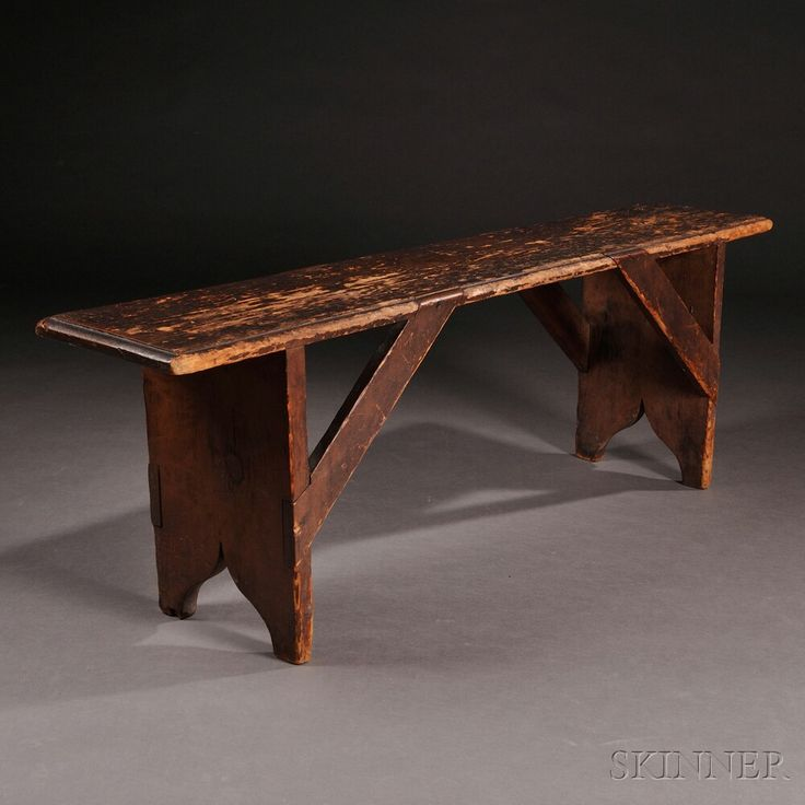 175 Best Images About Primitive Benches Stools On Pinterest See More Ideas About Antiques