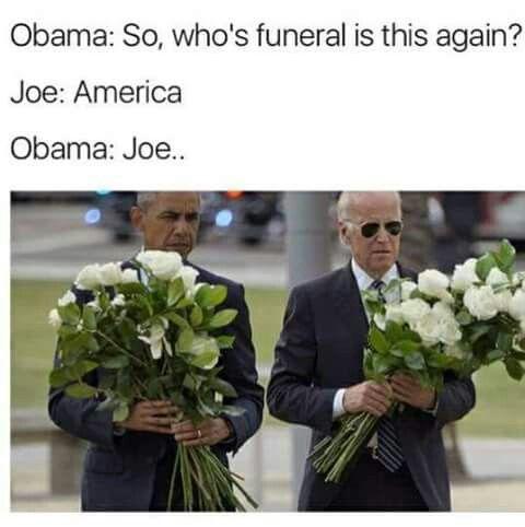 Haha oh Joe