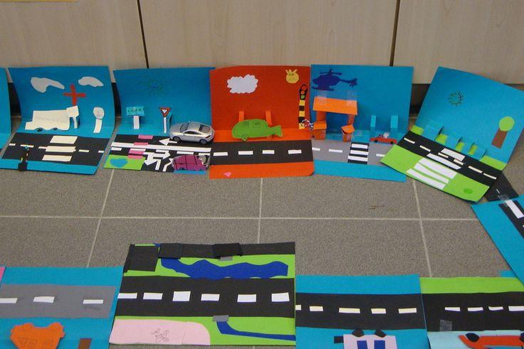 4de leerjaar, thema verkeer - dekleinewijzer