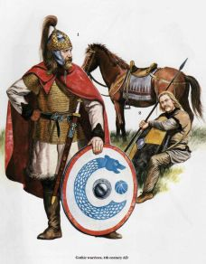 THE BATTLE OF ADRIANOPLE REVISITED | The Deadliest Blogger: Military History Page