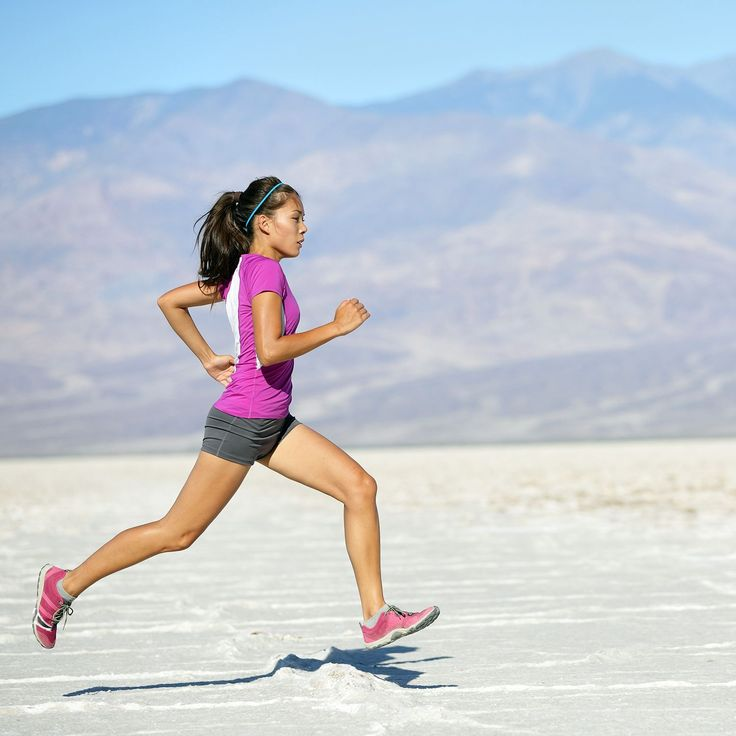 Correct body alignment, posture and form during your run leads to more power, a better stride, better technique and keeps you injury-free