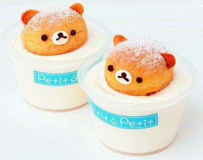 Kawaii Cute Japanese Sweets