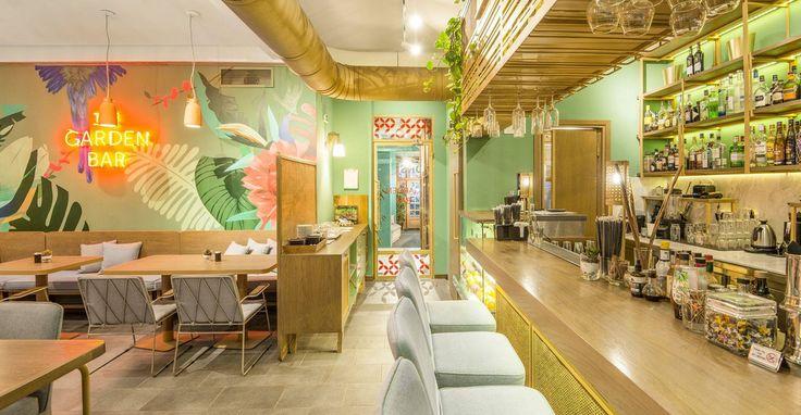 Το The Garden Bar είναι ό,τι πιο hot κυκλοφορεί στη Θεσσαλονίκη