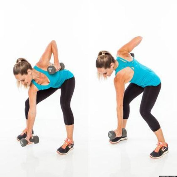 By Jessica Smith for Shape.com Amp up your abs routine by adding a little extra weight!