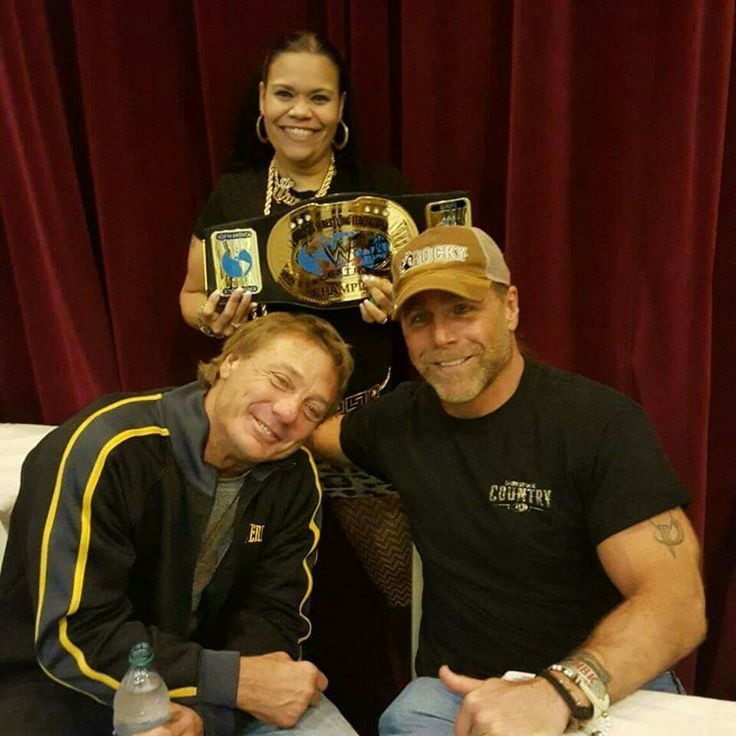 Shawn Michaels & Marty Jannetty