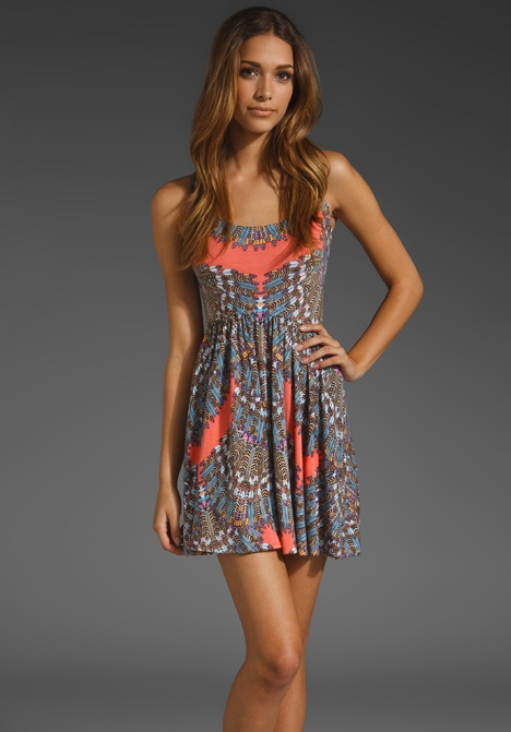 too bad I don't have $250 to drop on a cute summer dress.