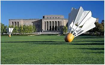 shuttlecock, Kansas City