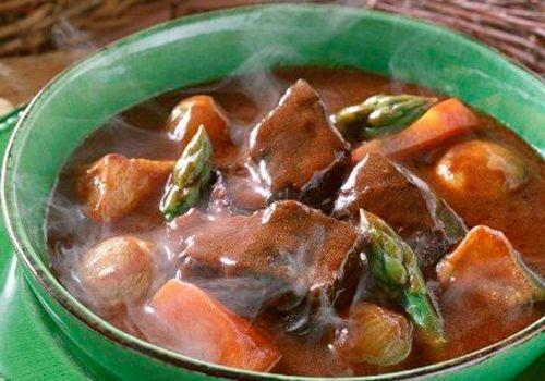 Суп-гуляш - Лучшие кулинарные рецепты супа-гуляша с подробным