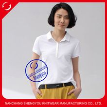 wholesale 100 cotton plain white polo t shirt for women  Best seller follow this link http://shopingayo.space