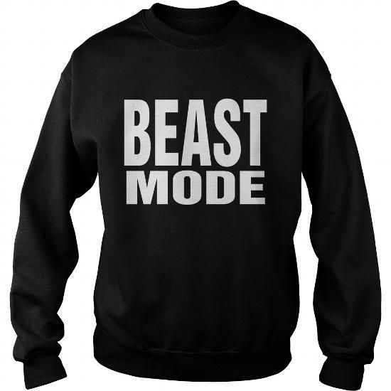 Awesome Tee BEAST MODE T shirts