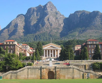 University of Capetown... HELLO resources for my thesis