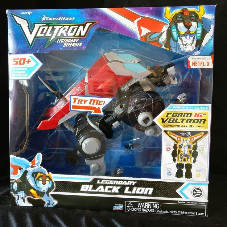 Defend the Galaxy with the Voltron Black Lion! On sale now at OOOToys.com! . #voltron #toys #netflix #anime #toyhunter #voltronlegendarydefender #netflix #nostalgia #saturdaymorning #toyhunter  #sale #oootoys