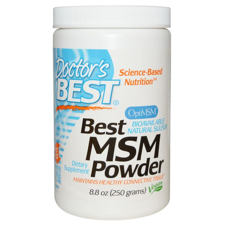 iHerb.com - Customer Reviews -Doctor's Best, Best MSM Powder, 8.8 oz (250 g)   $9 (HolisticHabits, helps with hair growth, and strengthening nails and hair)