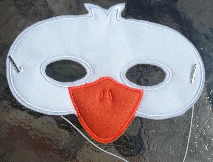 Duck Mask Farm Animal Pretend Play Teach Learn Educational Imagination Story…