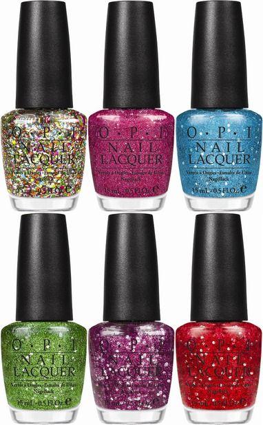 #nails #sparkle OPI muppets
