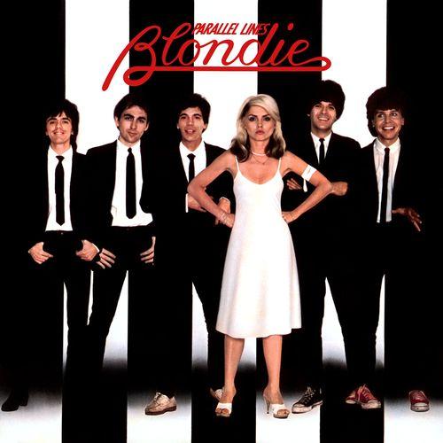Parallel Lines Blondie Debby Harry - B...
