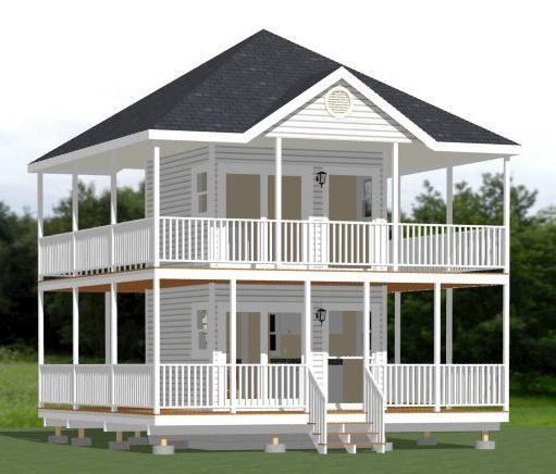 397 best images about cabins tiny houses on pinterest for 12x12 house plans
