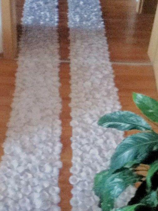 koberec s lupeňov - carpet of petals