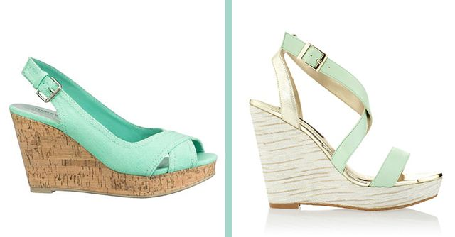 The Most Comfortable Summer Wedding Shoes Under $100 | Wedges