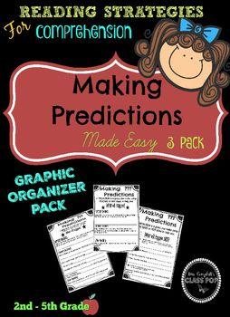 graphic organizer making predictions pdf