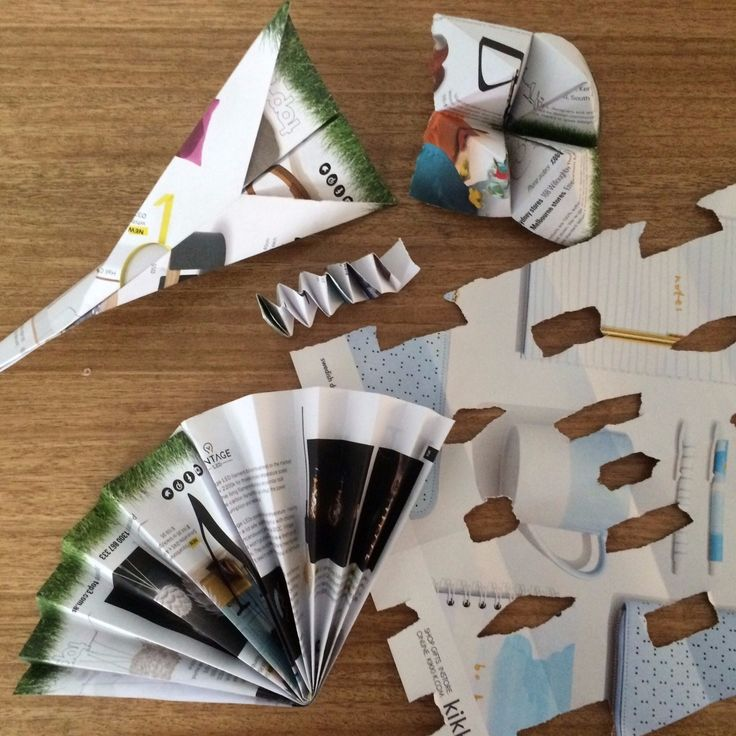 MAKE: Easy Craft with Paper