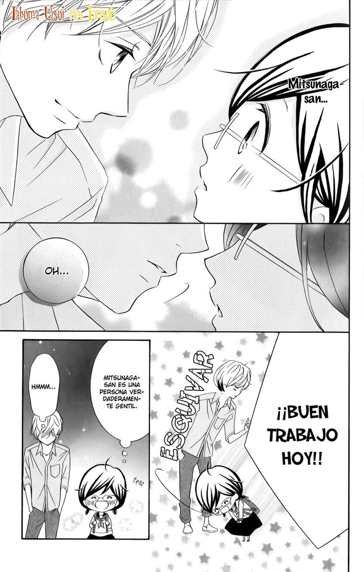 Kageno Datte Seishun Shitai Capítulo 10 página 40 - Leer Manga en Español gratis en NineManga.com