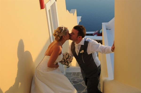 VISIT GREECE  Whether you choose to get married at a winery, beachside venue, luxury hotel, or even a historic site your wedding in #Greece will be as amazing as you've always dreamed  on!