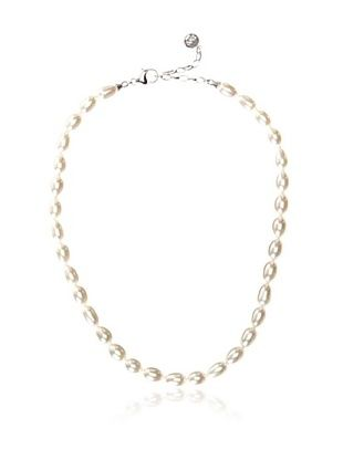 65% OFF Majorica White Freshwater Pearl Strand