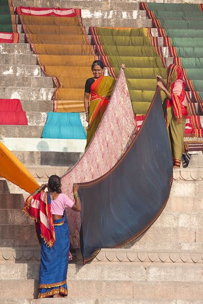 Varanasi Ganges Life - Sylvain Brajeul Copyright-35