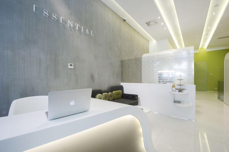 Reception area by MHdesign.hu