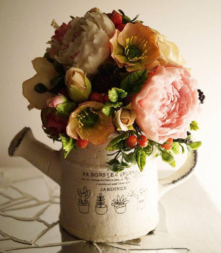 Украшения и цветы ручной работы Шебби Шик   ВКонтактi
