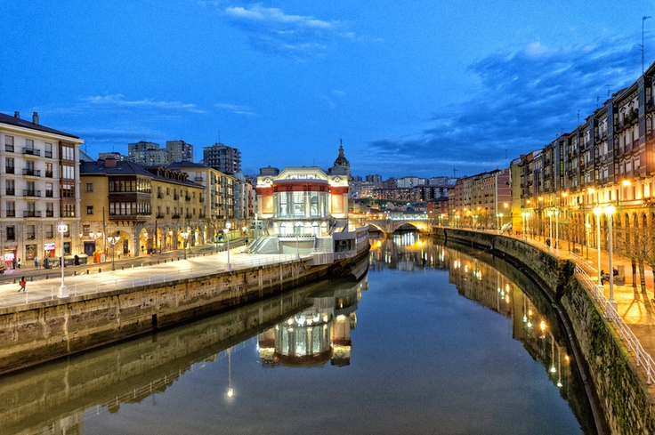 Bilbao, Basque Country, Spain Bilbao, País Vasco, España Bilbo, Euskera, Espainia