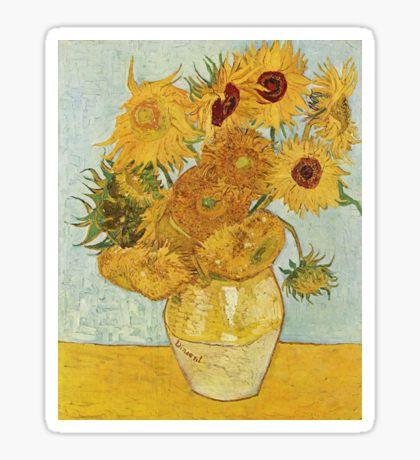 Tote Bag - Yellow Sunflower Van Gogh by VIDA VIDA aXQRZhtI8