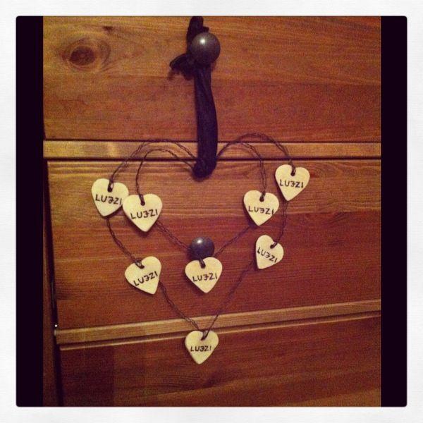 Babyshower gift http://ladiy.cafeblog.hu/ #DIY #babyshower #saltdough #inspiration