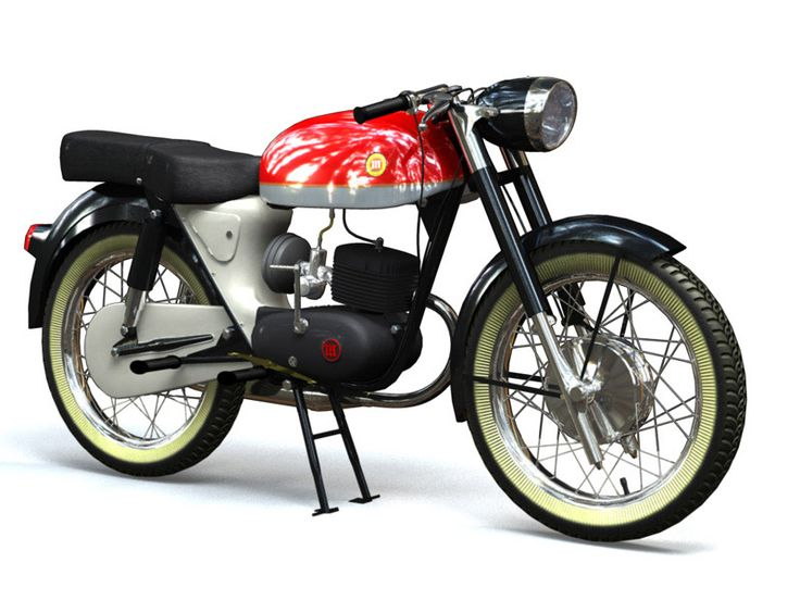 Montesa Impala..  This is the brand of bike Tesa is named after.