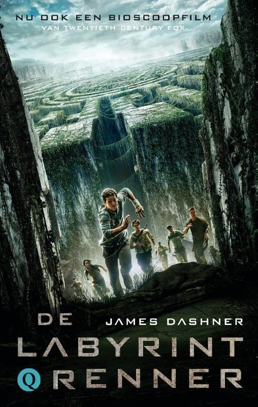 James Dasher - De labyrinthrenner