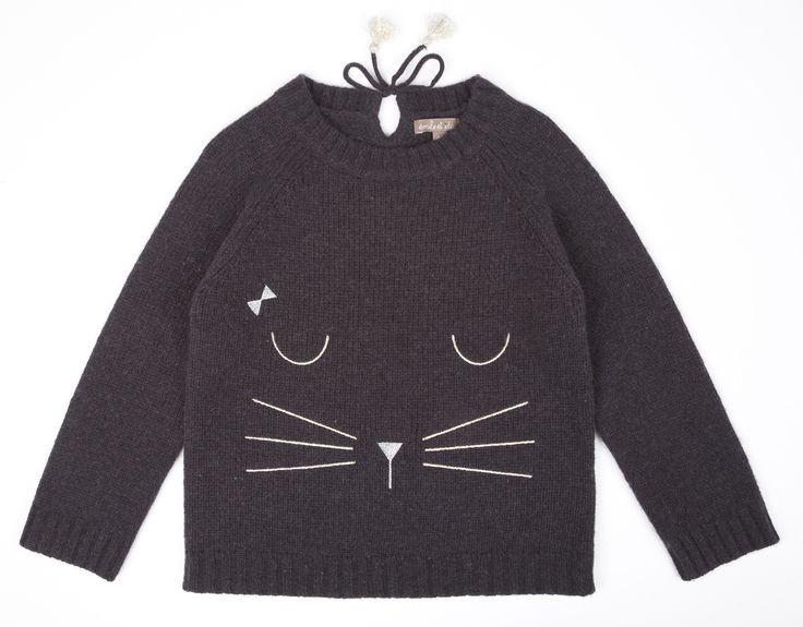 Cat Sweater//