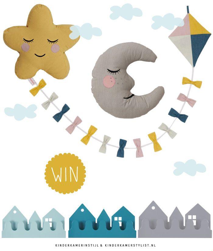 Win roommate kinderkamer producten via Kinderkamerstylist.nl