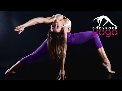 BodyRock Yoga | Flow 1 her style is fast but amazing! seriously give it a try and thank me later